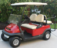 Club Car Carryall 6 LSV