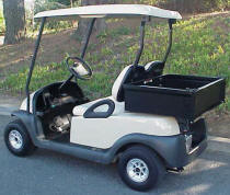 Club Car Golf Car Handyman